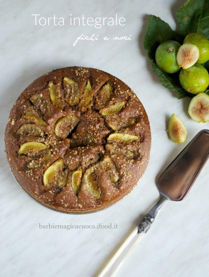 torta-morbida-integrale-fichi-e-noci