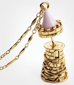 Snow White Perfume Bottle Pendant | Disney Couture Necklace | fredflare.com