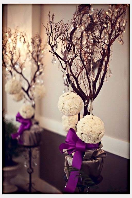 213 best wedding floral arrangements images on pinterest floral fall wedding centerpieces without flowers junglespirit Gallery