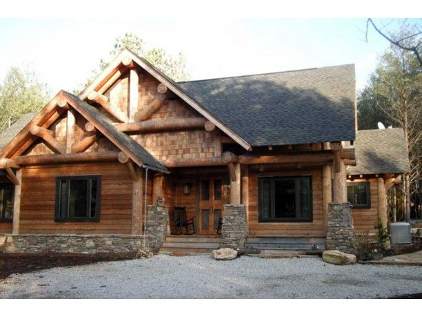 Ranch house plan with 1416 square feet and 3 bedrooms from for Rustic ranch house