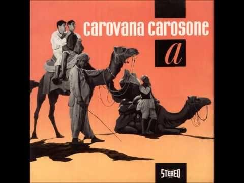 RENATO CAROSONE - GUAGLIONE (Ragazzo - Chico - Boy)