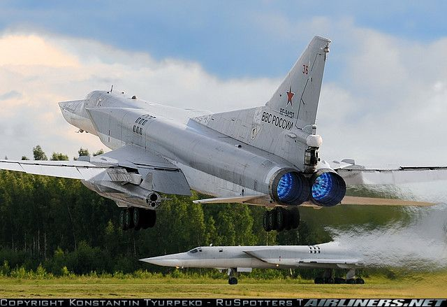 Tupolev Tu-22M-3 aircraft picture