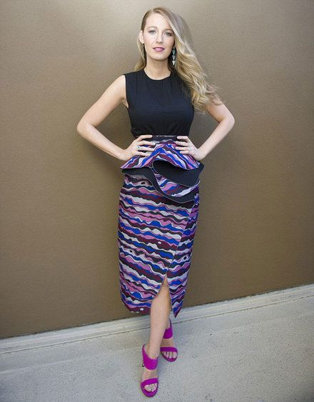 Take a Cue From Blake Lively's Perfect Post-Pregnancy Outfit - http://musteredlady.com/take-cue-blake-livelys-perfect-post-pregnancy-outfit/  .. http://j.mp/1DDIPJb |  MusteredLady.com