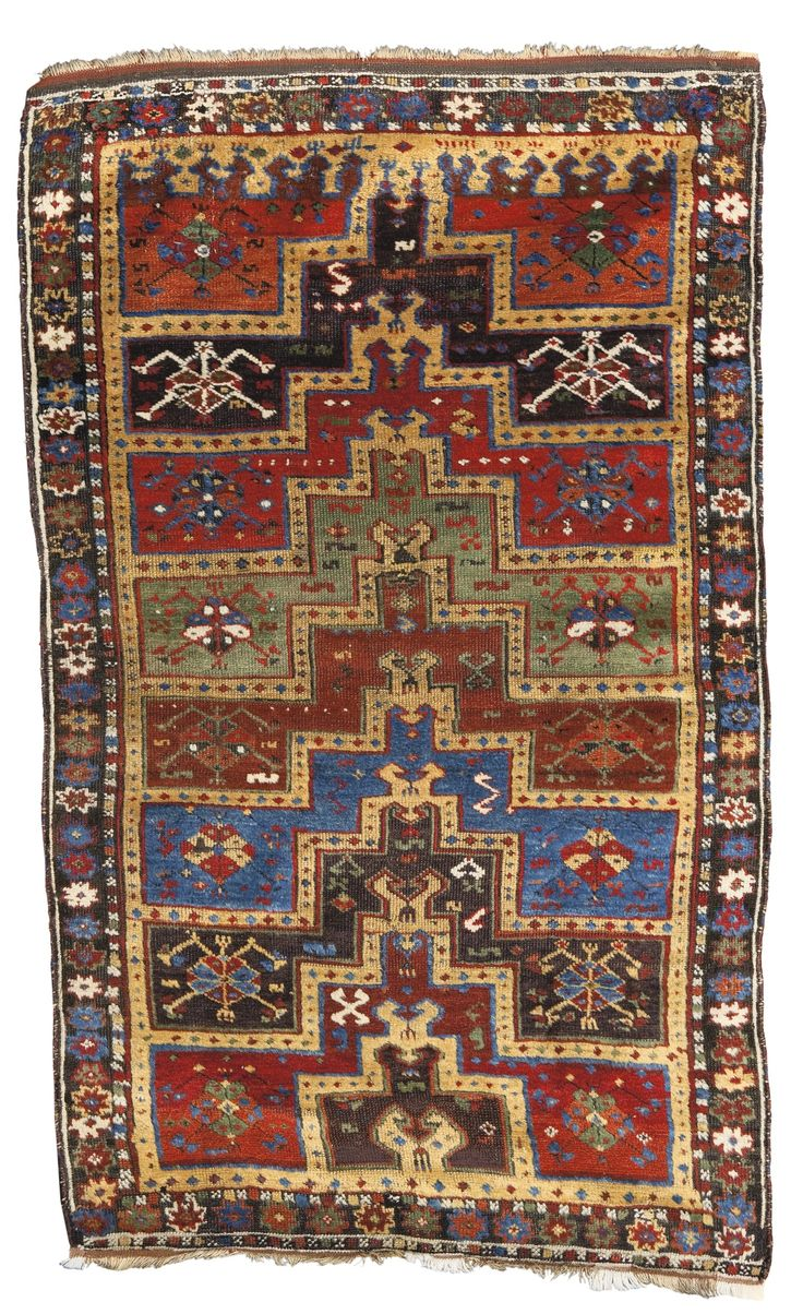 8 Best Carpets And Rugs Images On Pinterest Prayer Rug Vintage Story Cushion Shabby Patchwork 60x60cm 2 A Yuruk East Anatolia Lot Sothebys