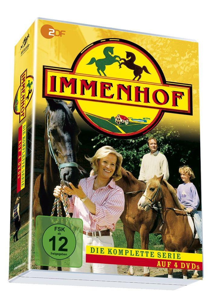 Immenhof: Anneliese Uhlig, Erich Hallhuber, Claudia Rieschel, Heinz Weiss