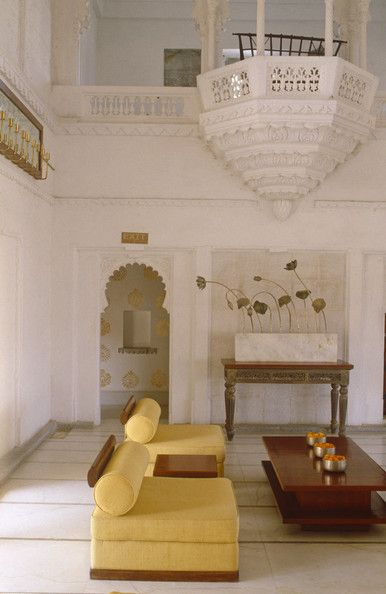 Moroccan Living Room Photo
