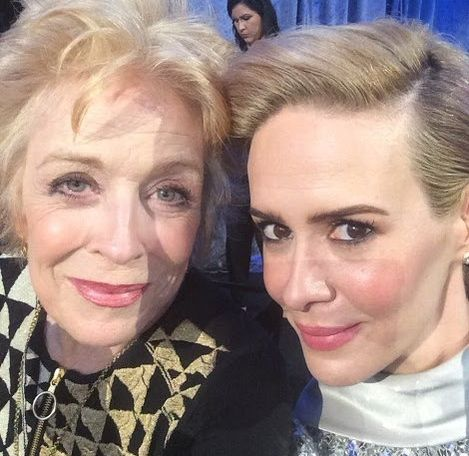 7 Reasons Why Sarah Paulson and Holland Taylor are #RelationshipGoals | Her Campus