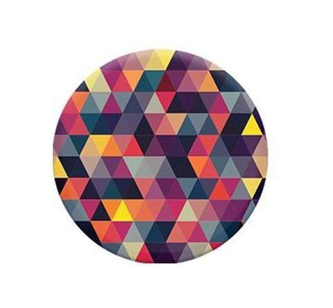Triangle Geometric Colorful CHOF Popsocket