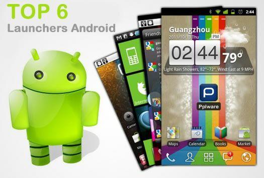Top 6 launchers Android – Qual o melhor?