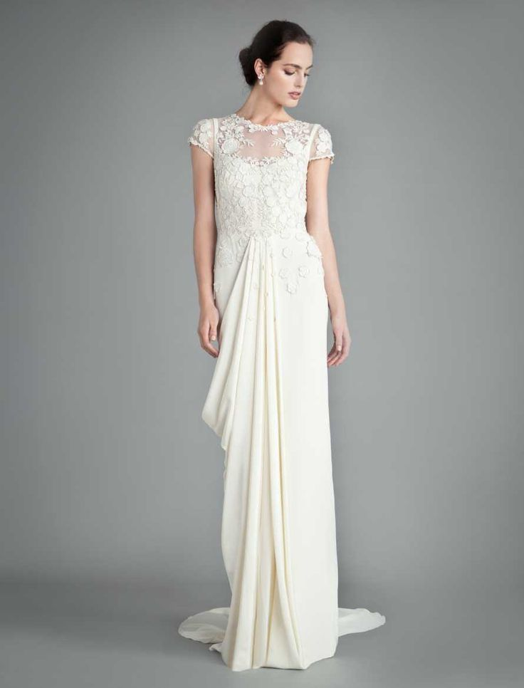 27 besten wedding dresses Bilder auf Pinterest | Hochzeitskleider ...