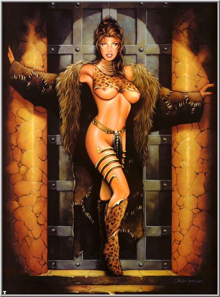 Billede fra fantasy og syfywith nogle Catsnsfw sexet-5162