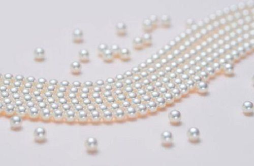 """10 mm A Natural White Freshwater Pearl Loose Strand 47 Beads 16"""" Jewelry Making #Handmade #LOOSEBEADSTRAND"""