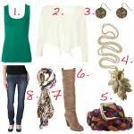 So you want to dress like Nina Proudman (part 10)