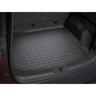 WeatherTech Custom Fit Cargo Liners for Toyota Highlander, B - Black