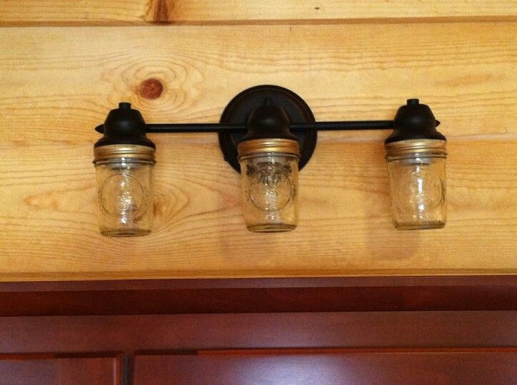 Rustic Light Fixture Knock Off: $150 Online, $20 DIY By My Brother In