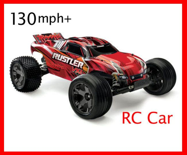 Traxxas Rustler 130mph upgrade VIDEO + Full parts list
