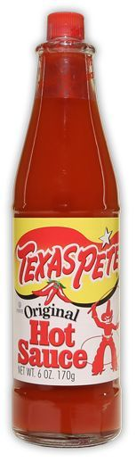 Our Garlic Hot Sauce has the same great flavor you know and love from Texas Pete® Original Hot Sauce made with sautéed garlic flavor.