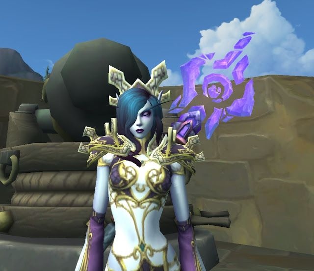 Moonpriest Mix And Match Set On Void Elf In 2020 Transmogrification Mix N Match Matching Sets