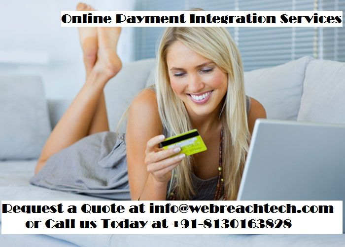 #webreachtech provides the best online payment integration services for your #onlinestore‬ or #onlineservices‬ not only in INDIA but also in UK, USA and all over the world. Read more about our world wide clients review click on image #bestonlinepaymentintegrationservices‬