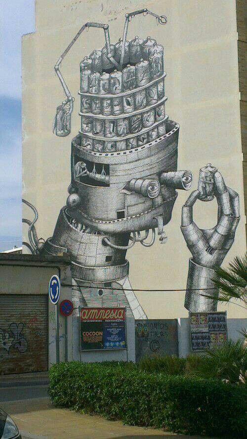 Street Art @N_G_M_Magazine pimzond.com