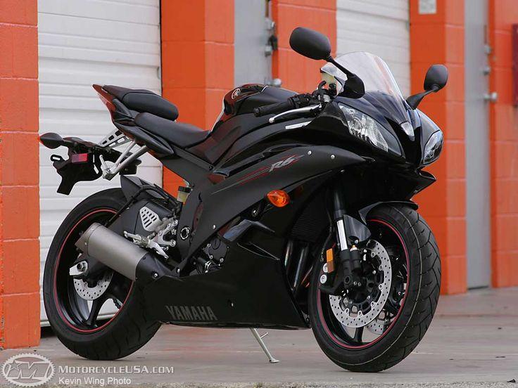 Yamaha R6 Raven Edition