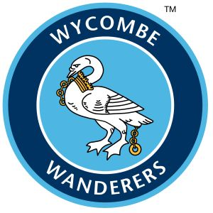 Wycombe Wanderers FC logo.svg