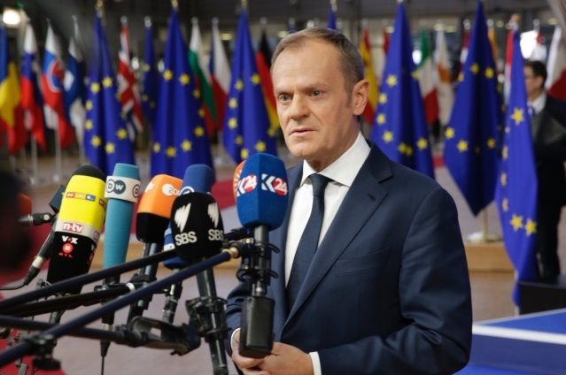 Tusk's Migrant Quota Action Causes EU Rift, Reactions