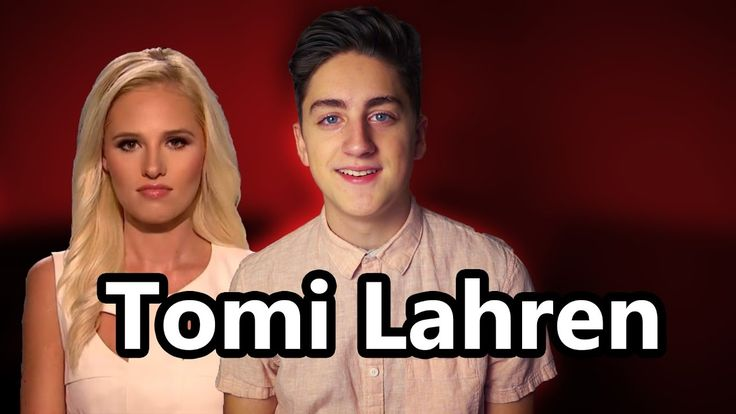 I made this video about Tomi Lahren [1:47] #humor #funny #lol #comedy #chiste #fun #chistes #meme