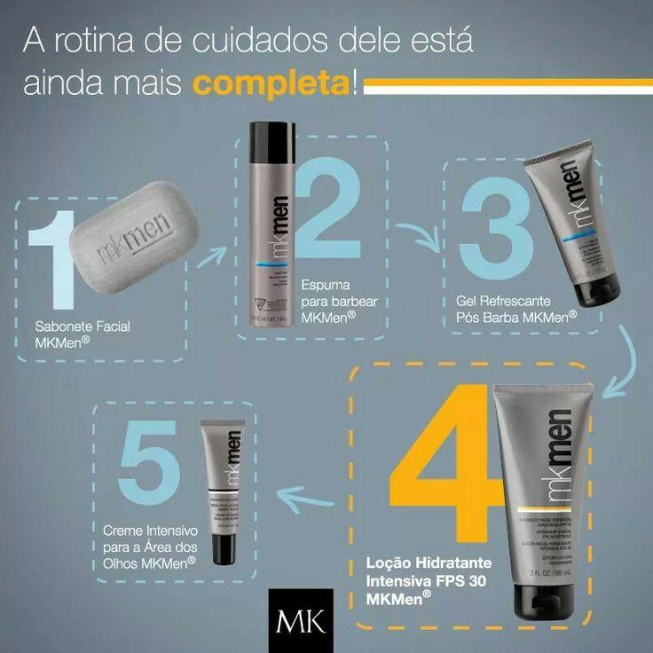 #consultordebelezaindependentemarykay #marykay #mk #MKMen Chegou a NOVA Loção Hidratante Intensiva FPS 30 MKMen®, que complementa os cuidados para a pele dele, deixando-a mais hidratada e protegida! http://bit.ly/Rb6pb8 #homensbemcuidados #presenteperfeito Facebook: Jonatas G. Rocha Skype: jonatasg.rocha Twitter: @jonygr2 Whatssap: 55 31 8836 - 6855