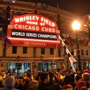cubs world series parade | Chicago Cubs' World Series victory parade set for Friday