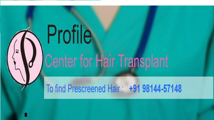 explore my data and get the information regarding profile hair centre and latest updates about hair loss problem
