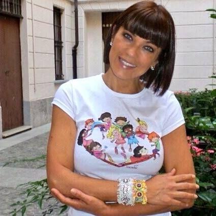 Ana Laura Ribas for #charityisagoodidea