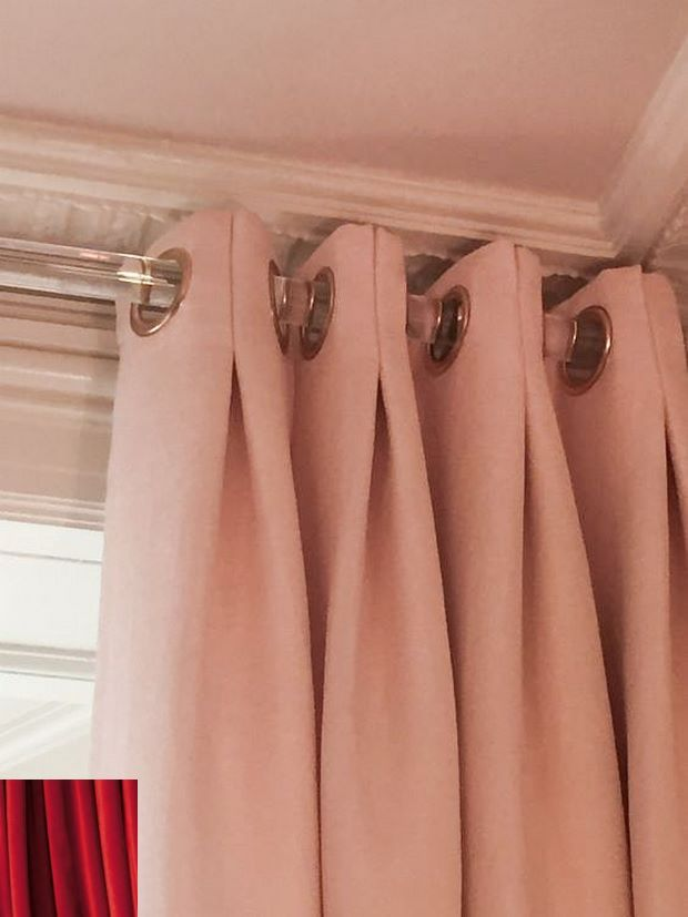 diy kitchen curtains pinterest and how
