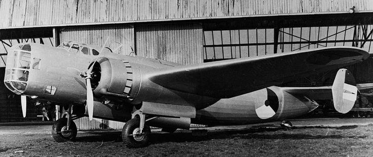 Dutch Fokker T5