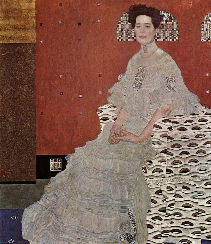 Προσωπογραφία της Φρίτσα Ρίντλερ (1906)