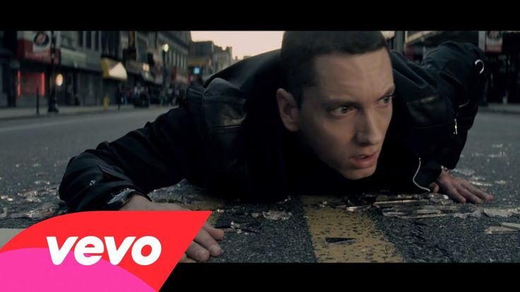 "Eminem, ""Not afraid"": Intermediate to advanced. The chorus repeats itself, and there is lots of room for discussion in this. (Caution, this is the uncensored version, do not use for classes that are sensitive to cuss words)  #esl #languagelearning"