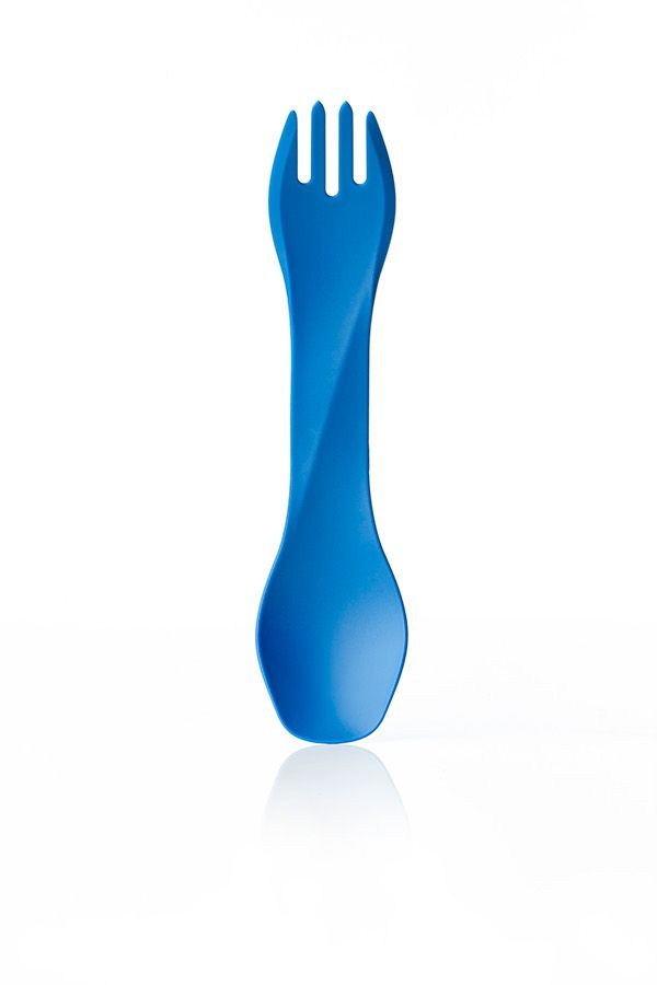 fresh interpretation of a classic design topic   fork and spoon combination