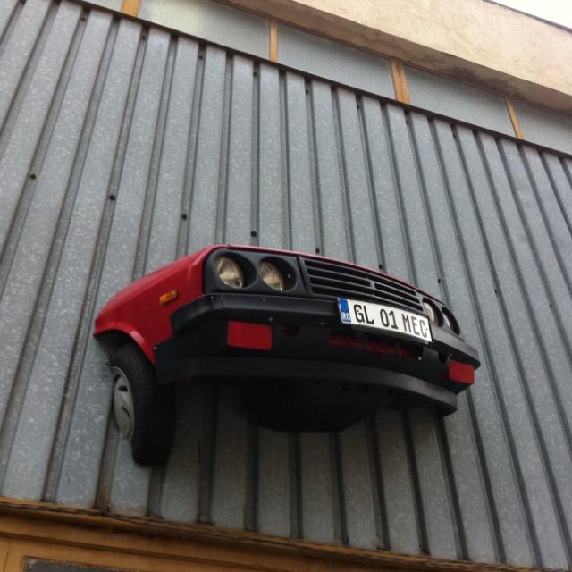 Dacia Car Cut