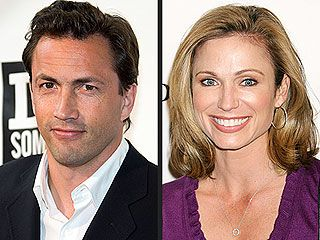 Andrew Shue and Today's Amy Robach!