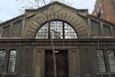 Patrimonio Industrial Arquitectónico: Patrimonio industrial de Poblenou (Barcelona) en p...