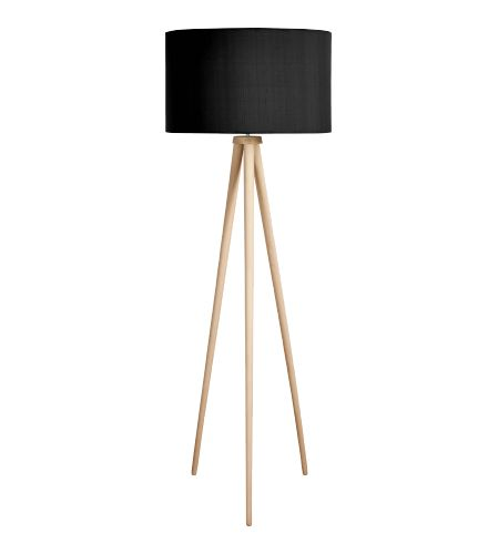 trepied pied de lampadaire en bois deco pinterest habitats fathers and. Black Bedroom Furniture Sets. Home Design Ideas