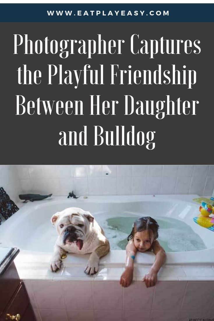 Photographer Captures The Playful Friendship Between Her Daughter
