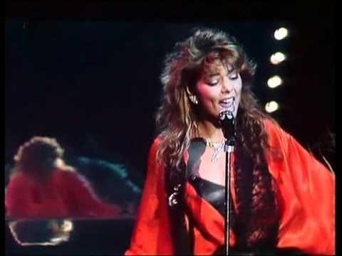 Sandra - In the heat of the night - YouTube
