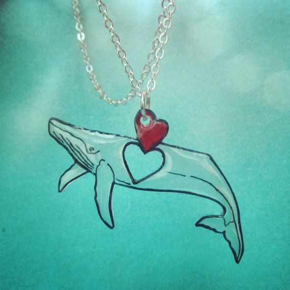 Moana Matron Designs offers a sweet selection of oceanic art and jewelry- with donations going to help your favorite ocean-dwelling friends!