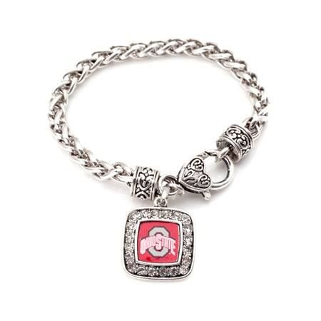 The Ohio State Buckeyes' bracelet