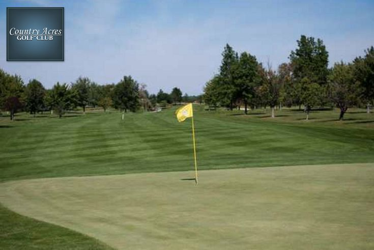 $18 for 18 Holes with Cart at Country Acres Golf Club in Ottawa near Findlay ($39 Value. Good Any Time until August 1, 2017!)
