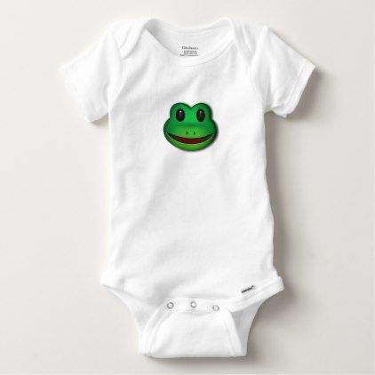 #cute #baby #bodysuits - #Hop on over to check out this Frog Design Baby Onesie
