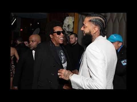 Jay Z sets up 15 million dollar trust fund for Nipsey Hussle