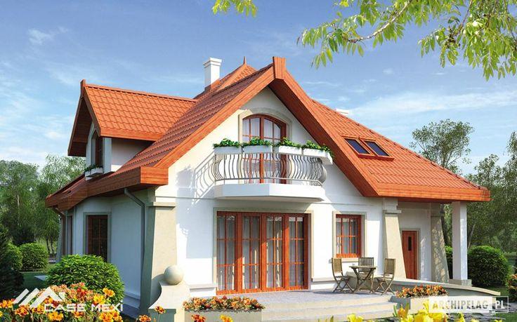 Casa cu mansarda Karmina G1