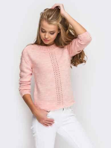 женские вязаные свитера джемперы и пуловеры купить оптом с